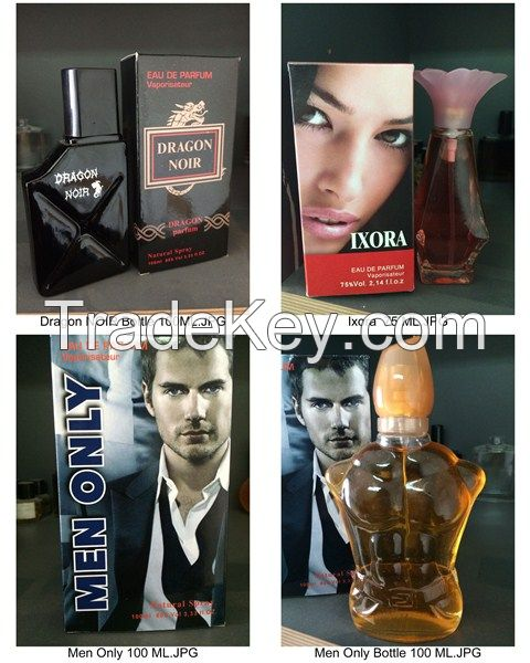 2015 New Design Women and man Perfume 100 ML