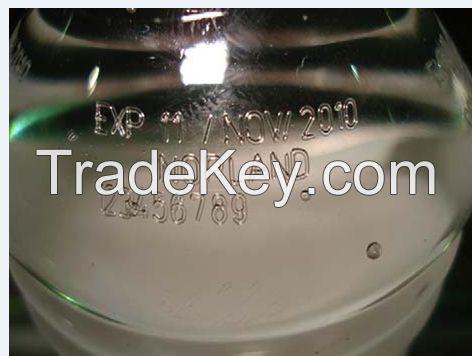 Water Bottle Laser Marking Jet