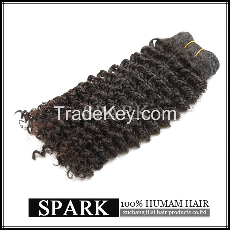 kinky curly virgin human hair
