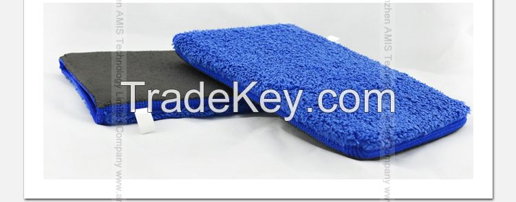 advanced material magic clay mitt car cleaning clay glove