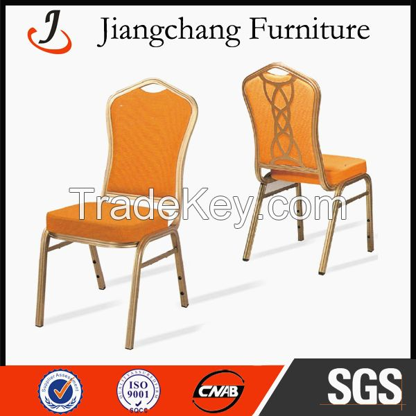 Good supplier Aluminum/Steel Frame Banquet Chair For Hotel