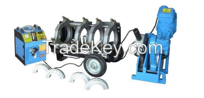 63x160 Full Hydraulic Butt Welding Machine