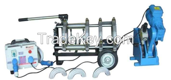 63X160 Semi Hydraulic Butt Welding