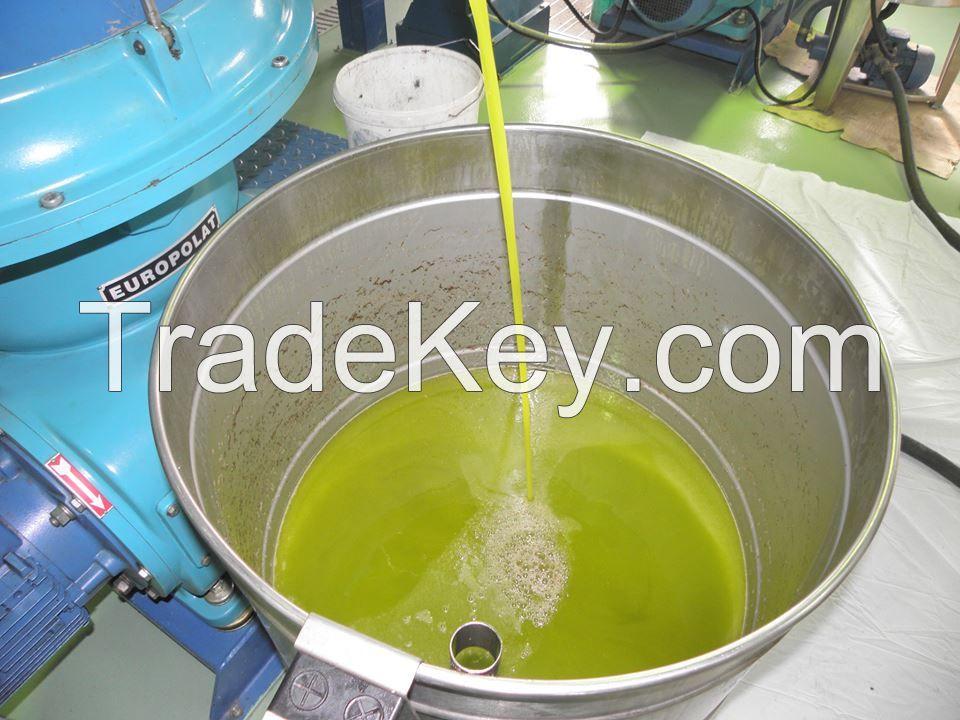 Organic Extra Virgin Olive Oil (Acidity 0.8%MAX)