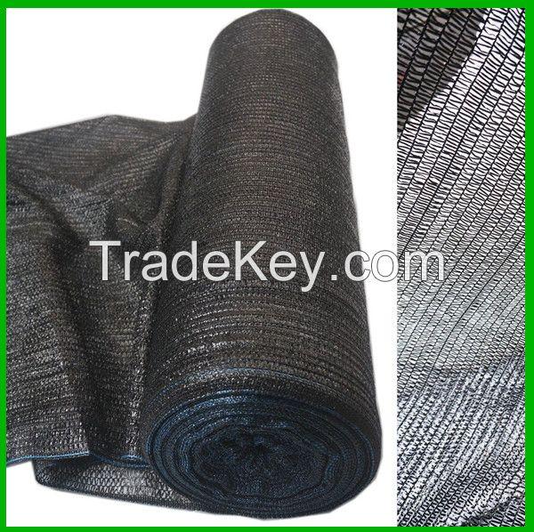black mono shade net
