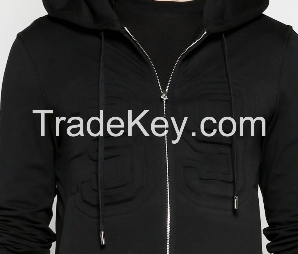 Men's Hoodies Men Autumn And Spring Hooded Coating Man's Clothing