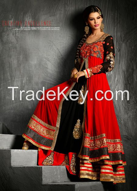 Latest Anarkali Collection for Diwali