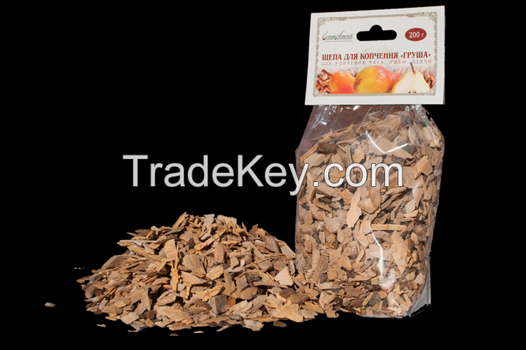 Wood Smoking Chips in bags
