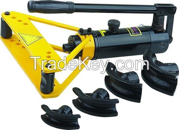 Hongli HHW-1A/ 2/3/4 and HHW-2J/3J/4J hydraulic pipe bending machine