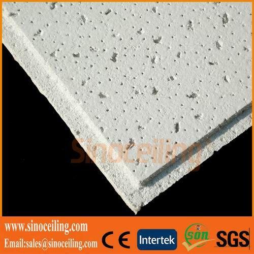 Mineral Fiber Board, acoustic mineral fiber tile