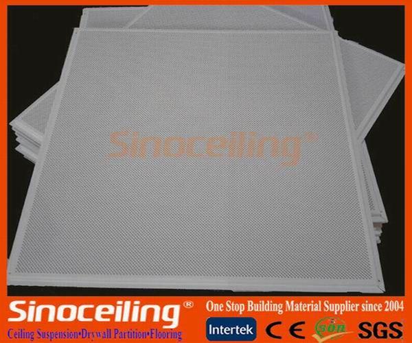 lay in aluminium ceiling panel, metal ceiling tile