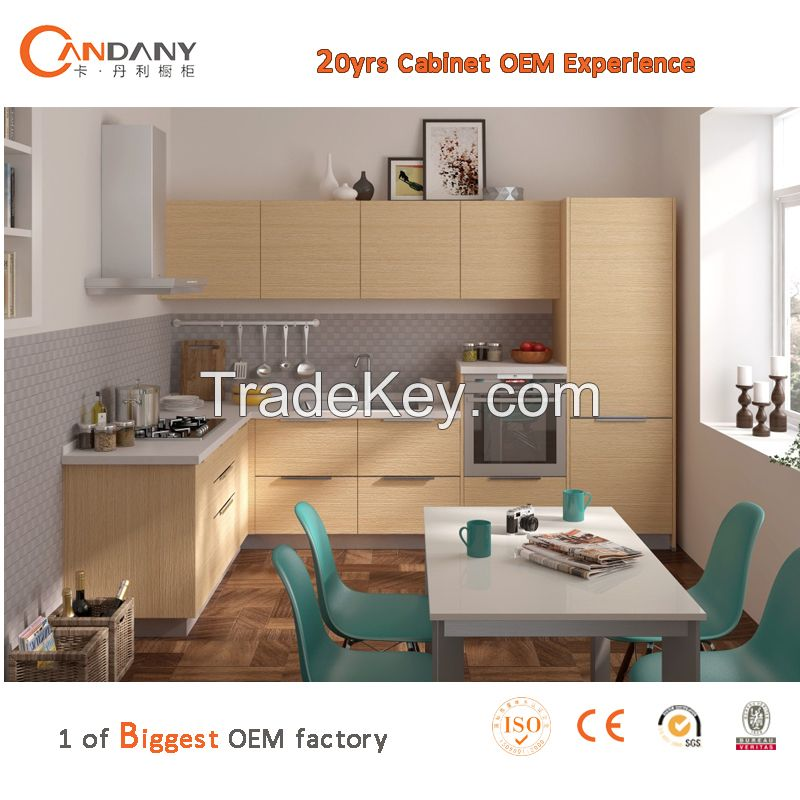 20 Years Cabinet/Wardrobe OEM Eco-friendly Acrylic Kitchen Cabinet Euro Hot Home Appliances