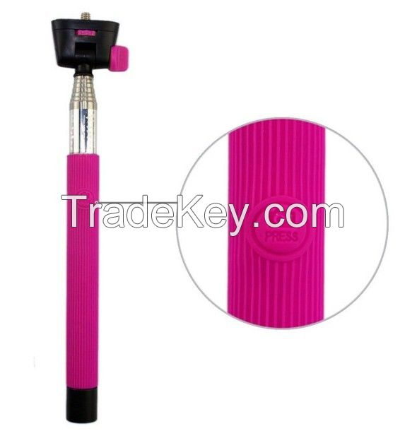 kjstar z07-5 wireless phone monopod compatible with iOS and Android Du