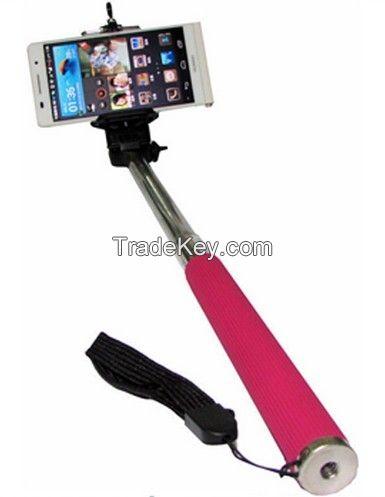 NEW good qualtiy self-portrait wireless monopod z07-5 for wholesale wi