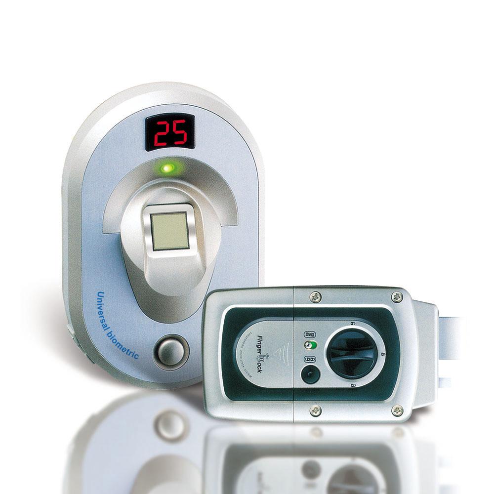 Buy Pakistani Fingerprint Locks online from Universal biometric at