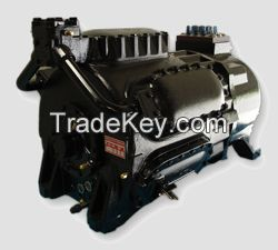 Cooling compressors