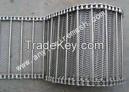 The Stainless Steel Mesh Belt