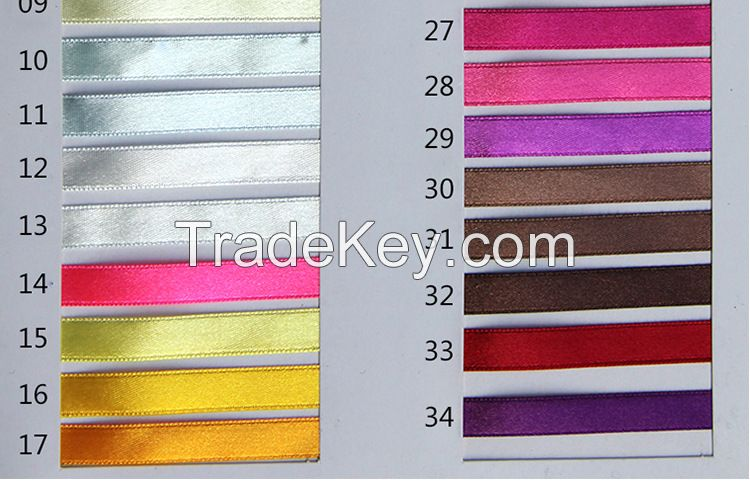 grosgrain ribbon, polyester ribbon, nylon ribbon, satin ribbon