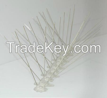 Plastic Wall Spikes, plastic bird spikes, fence post spikes, wall spike