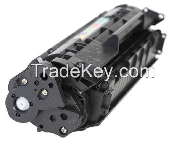 For HP12a Compatible Remanufactured ink cartridge HP12a toner for 2612