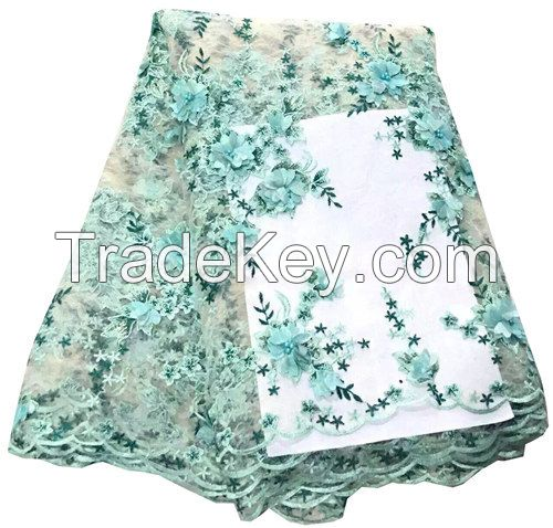 wedding dress lace fabric. evening dress lace fabric.Party dress lace