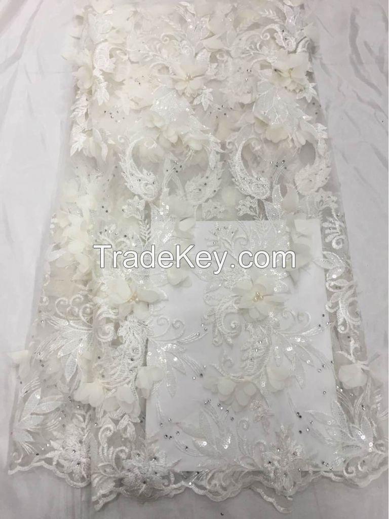 Bangladesh lace fabric, turkey lace fabric, wedding dress lace fabric.