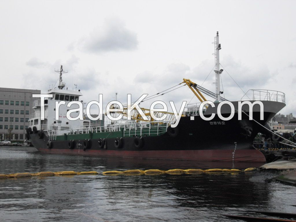 2014 brand new oil tanker from Korea
