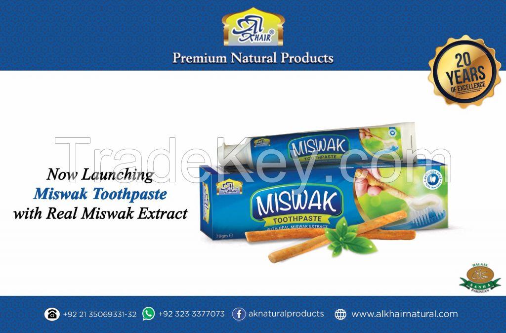 AL Khair Miswak Toothpaste