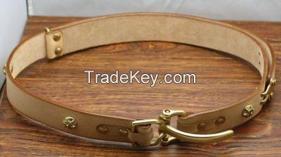 Littleton cavalry buckle