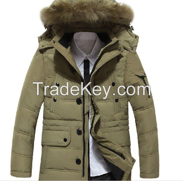Down jacket male