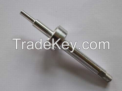 piston for pneumatic parts/ aluminum precision parts/ aluminum CNC machining parts
