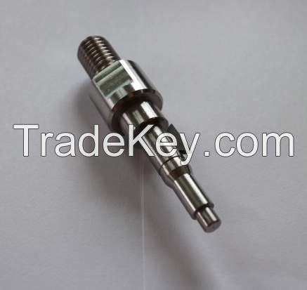 Main shaft for pneumatic parts/ stainless steel parts/ stainless steel precision parts