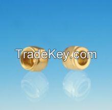 Nut/ brass threaded machined