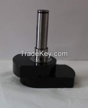 orbit shaft balancer/ steel CNC machining parts/ custom machining parts