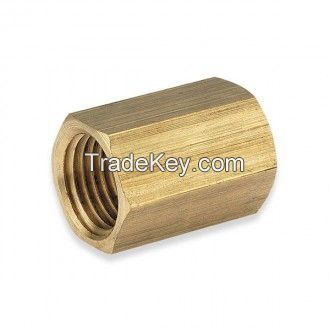 Hex Socket / machined threaded brass