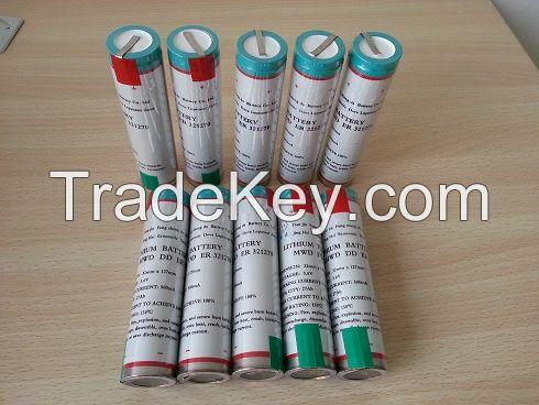 ER26100(CC) MWD/LWD down-hole drilling Li SOCL2 battery