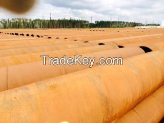 line steel pipe