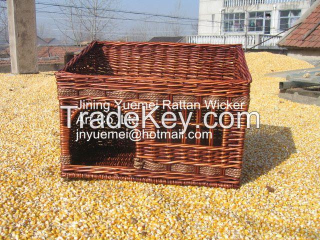 wicker pet basket willow pet basket wicker dog basket wicker cat basket