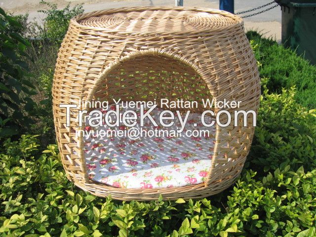 willow dog bed wicker pet basket wicker dog bed wicker pets basket wicker dog house willow dog house