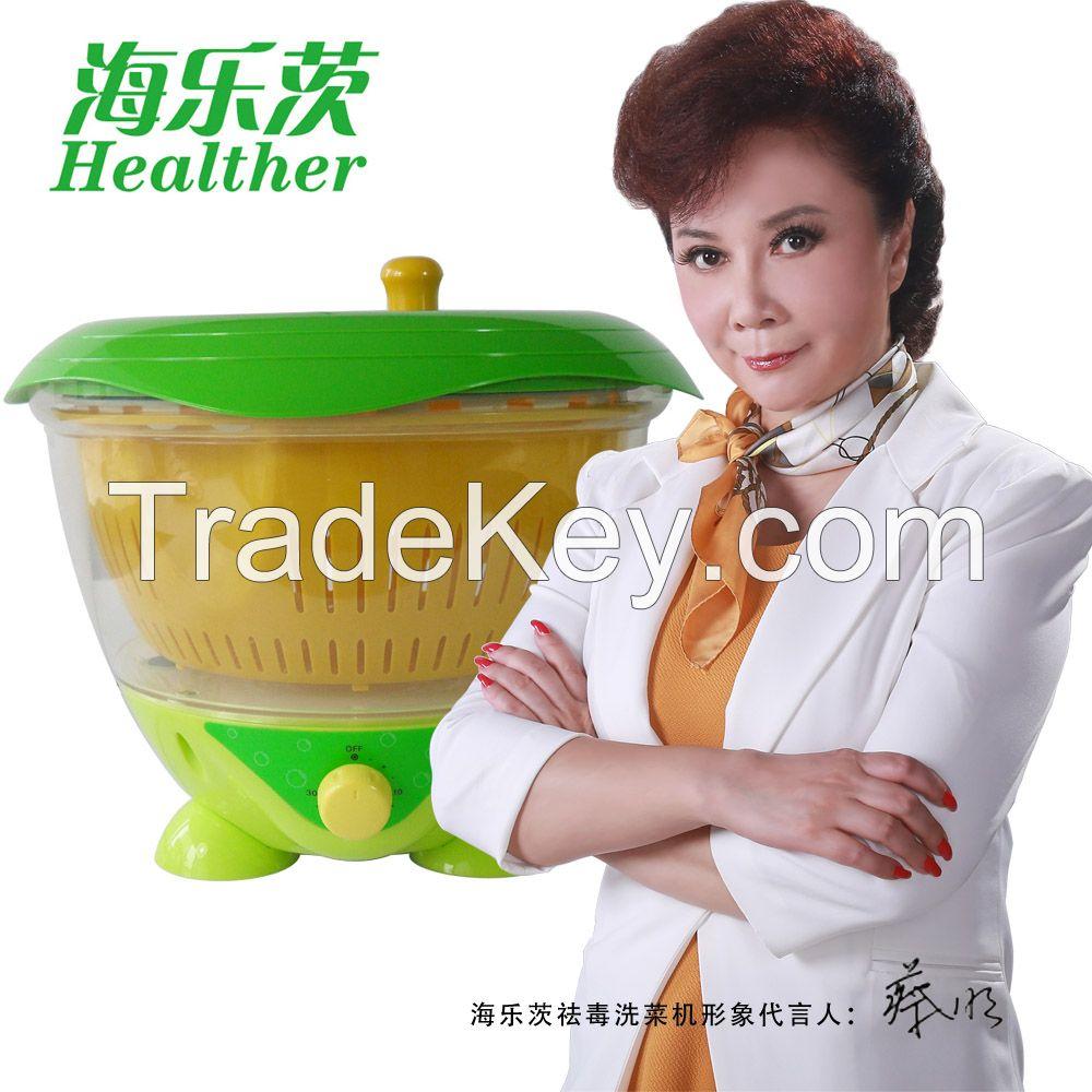 Hand vegetables machine