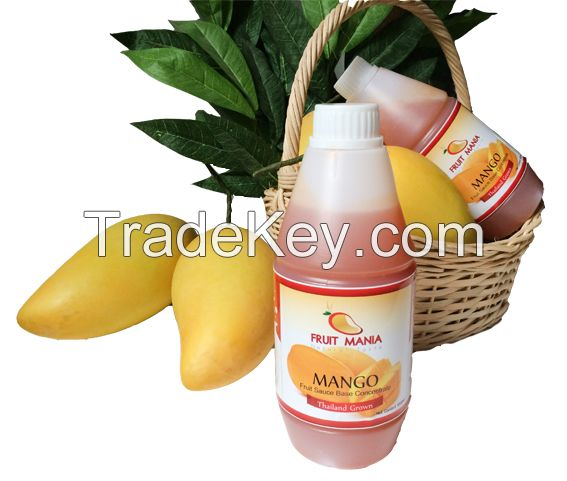 Mango Juice Based Concentrate