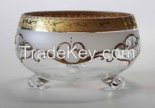 Bohemia Glass bowl