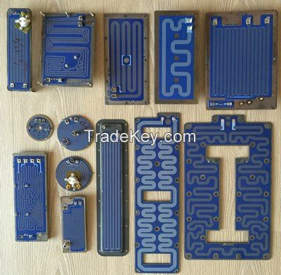 75MM-110V-1000W-Thick Film Heater