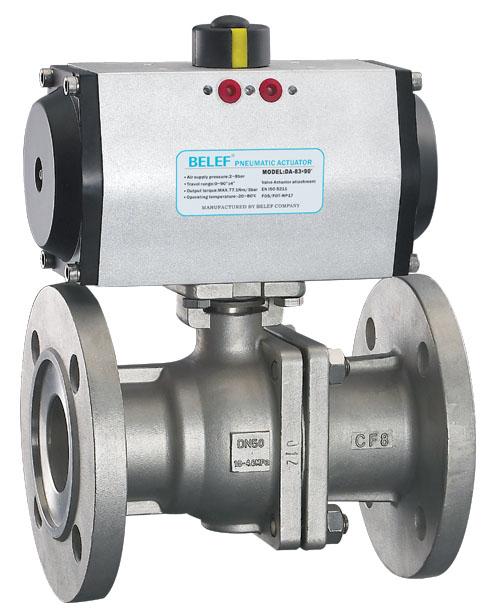 Pneumatic actuator, pneumatic valve actuator