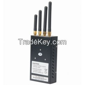 Wifi and Cell Phone Jammer with Single Band Control Shielding