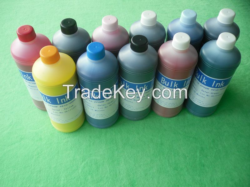 for Epson 4900 pigment ink