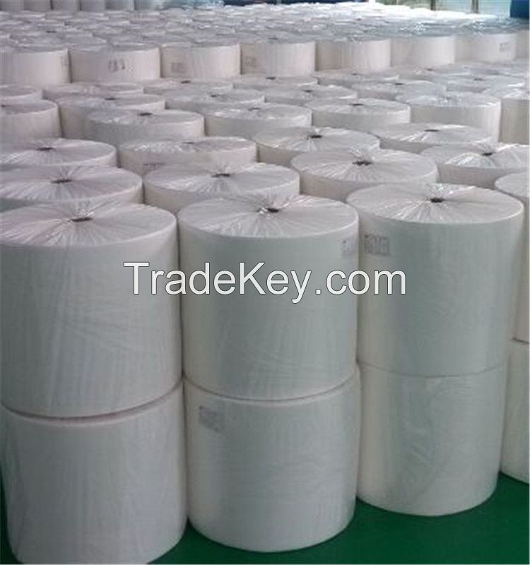 Non Woven Meltblown Fabric Supplier Meltblown 100% PP Melt Blown