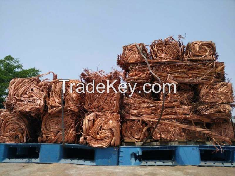 copper scrap millberry wire