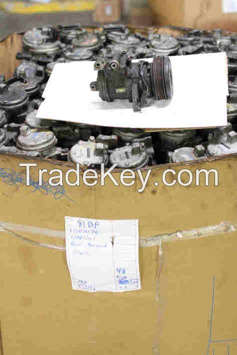 AC Compressor Used - Good Condition 10PA17E