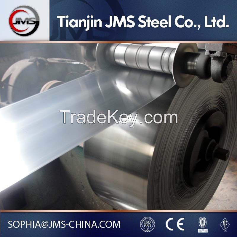 DX51D z180 hot dipped galvanized steel strips